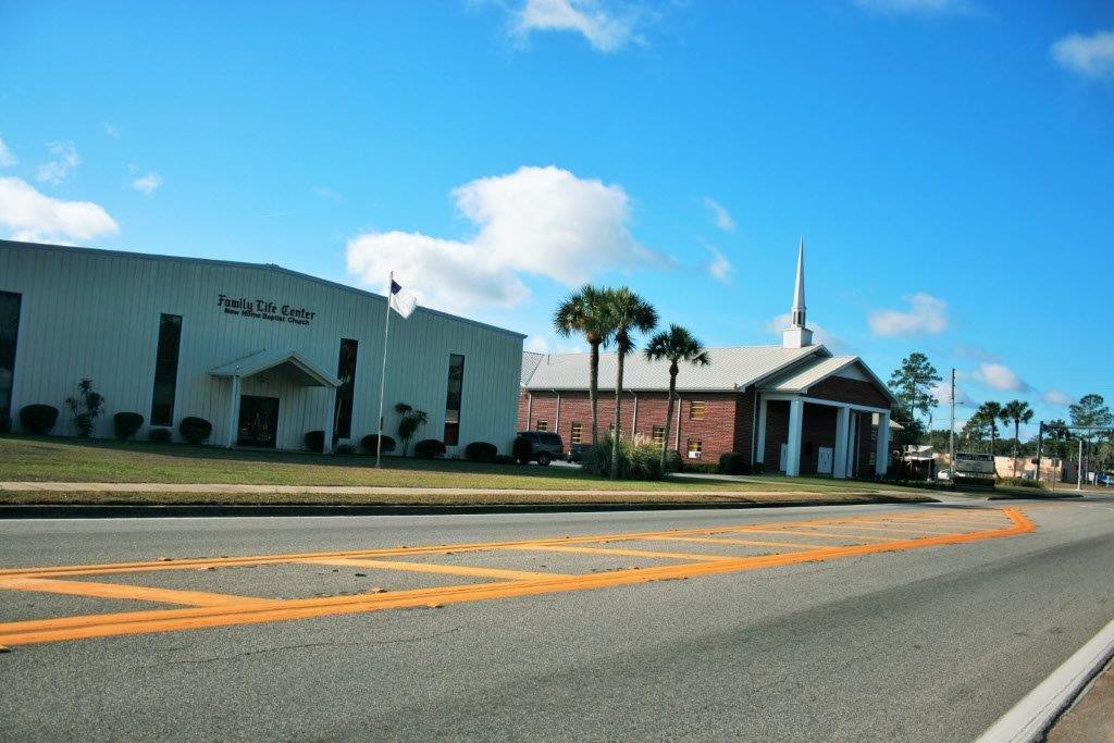 New Home Baptist